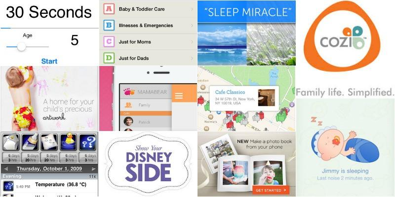, 10 Essential Apps for Parents